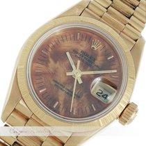Rolex Datejust Gelbgold 69278