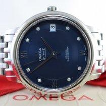 Omega De Ville Prestige 424.10.33.20.53.001-DE VILLE PRESTIGE Blu/Acciaio 32,7mm новые
