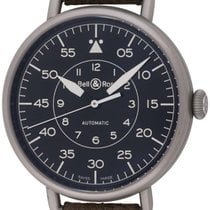 Bell & Ross : Vintage WW1-92 Military :  WW1-92-Military :...