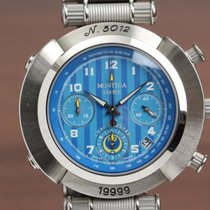 Montega Steel 43mm Automatic MC01 pre-owned