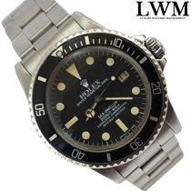 Rolex Sea-Dweller 1665 Great White MK3 dial 1977's