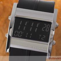 TAG Heuer Micro Timer Chronograph Edelstahl Herrenuhr Cs111c-1...
