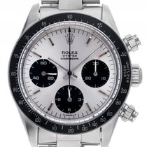 Rolex Daytona Cosmograph Stahl Handaufzug Armband Oyster 37mm...