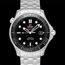 Omega Seamaster Diver 300 M Steel 41mm Black United States of America, California, San Mateo