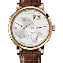 A. Lange & Söhne Grand Lange 1 18K 40.9mm Mens Watch