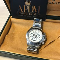 Rolex Daytona 16520 Very good Steel 40mm Automatic
