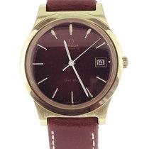 Omega 166.0168 Gold/Steel 1970 Genève 36mm pre-owned