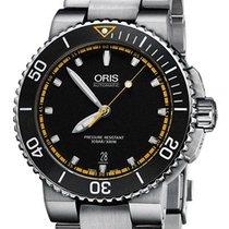 Oris Aquis Date 01 733 7653 4127-07 8 26 01PEB 2020 new