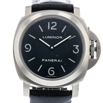 Panerai Luminor Base Titanium 44mm Black