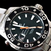 TAG Heuer Aquaracer 500M Steel United Kingdom, Leicester