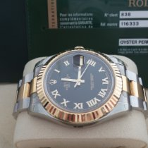 Rolex Datejust II Or/Acier 41mm Romain