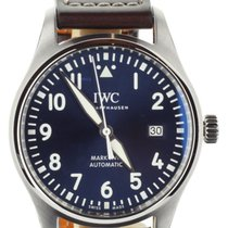 IWC IW327010 Steel Pilot Mark 40mm pre-owned United States of America, Illinois, BUFFALO GROVE