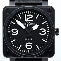 Bell & Ross BR01-92 Steel BR 01-92 46mm pre-owned