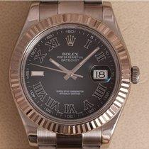Rolex Datejust II Staal 41mm Romeins Nederland, Amstelveen