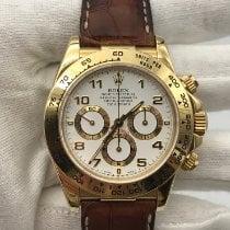 Rolex 16518 Yellow gold 2001 Daytona 40mm pre-owned United States of America, New York, New York