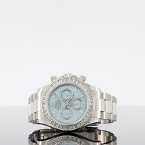 Rolex Platin 40mm Automatisk 116506-0001 ny