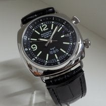 Panerai Radiomir GMT Steel 42mm Black