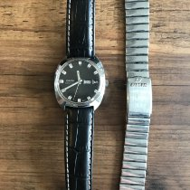Enicar Steel 35mm Automatic 108632 pre-owned United Kingdom, Norwich
