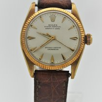 Rolex Oyster Perpetual 31 Yellow gold 31mm White No numerals United States of America, Florida, Key Biscayne