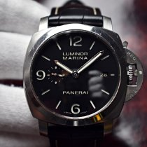 Panerai Luminor Marina 1950 3 Days Automatic Stal 44mm Czarny