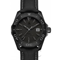 TAG Heuer Aquaracer 300M 41mm Чёрный