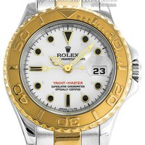 Rolex Yacht-Master Gold/Steel 29mm White United States of America, Florida, 33431