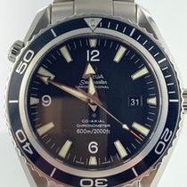 Omega Seamaster Planet Ocean 2200.50.00 2011 pre-owned