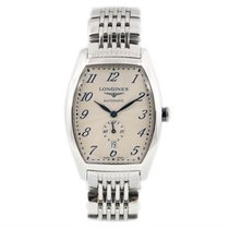 Longines Steel 33,1mm Automatic L2.6424 pre-owned