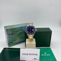 Rolex Submariner Date 16613 1991 подержанные