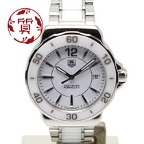 TAG Heuer Formula 1 Lady Steel 37mm White Arabic numerals