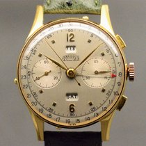 Angelus Gold/Steel 38,5mm Manual winding pre-owned