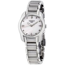 Tissot T-Wave Steel 28mm Mother of pearl United States of America, New Jersey, Somerset