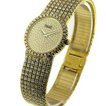 Piaget tradiygfullpave Full Pave Diamond Tradition in Yellow...