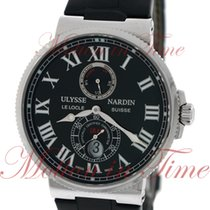 Ulysse Nardin Marine Chronometer 43mm 263-67/42 new
