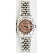 Rolex Datejust 179174 New Style Heavy Jubilee Band Hidden...