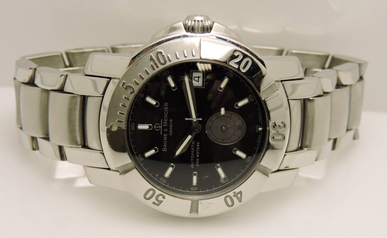 3fa6cd6a86f Pre-Owned Baume   Mercier Watches for Sale - Explore Watches at Chrono24