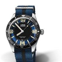 Oris Divers Sixty Five 01 733 7707 4035-07 5 20 29FC Oris SIXTY-FIVE Blu Nero new