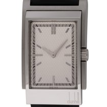 Alfred Dunhill : D-Type Quartz :  8035 :  Stainless Steel : NEW