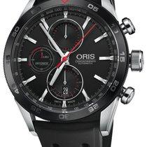 Oris 01 774 7661 4424-07 4 22 25FC Steel Artix GT 44mm new