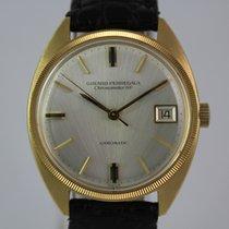 Girard Perregaux Gyromatic Vintage Chronometer HF #A3384 Golduhr