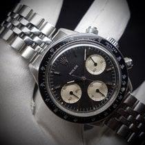 "Rolex 6240 Daytona ""SOLO"" Black Dial"