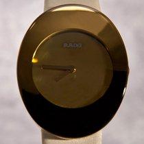 Rado eSenza Stahl 33mm Champagnerfarben Keine Ziffern