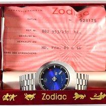 Zodiac 40mm Automatik 1971 gebraucht Astrographic