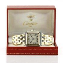 Cartier Panthère Gold/Stahl 34mm Champagnerfarben Deutschland, Dorsten