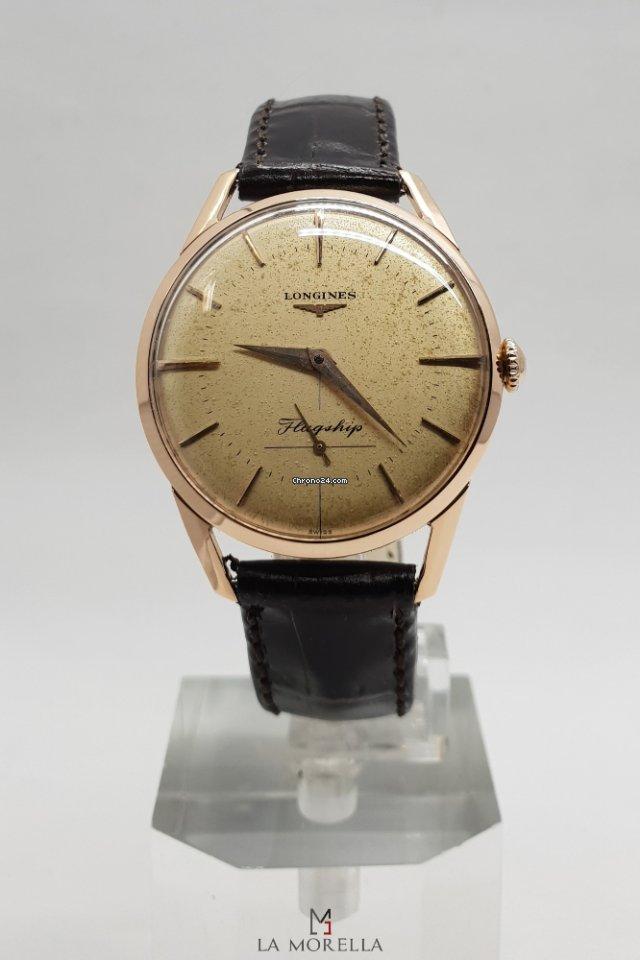 cc5cd954b93 Relógios Longines Flagship usados