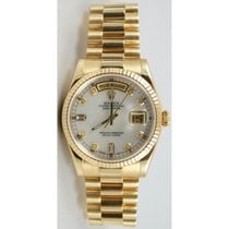 Rolex Day-Date 36 Yellow gold 36mm Mother of pearl United States of America, Florida, Miami