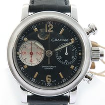 Graham Chronograph Automatic pre-owned Black