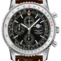 Breitling Navitimer 1461 Steel 46mm Black