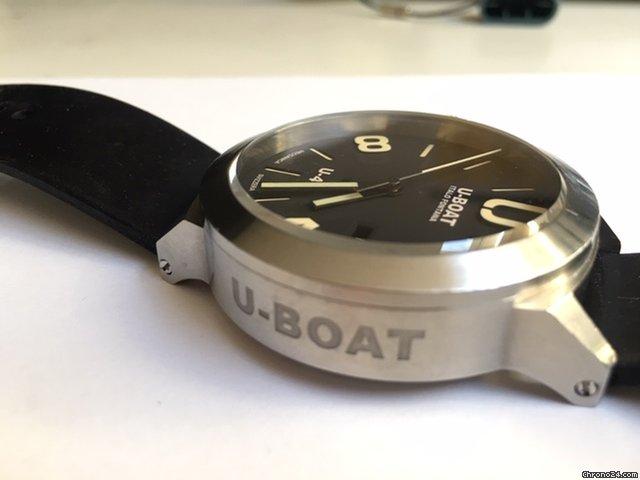 Часы U-Boat. Пять коллекций