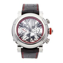Romain Jerome Steel 50mm Automatic RJ.T.CH.SP.005.01 pre-owned